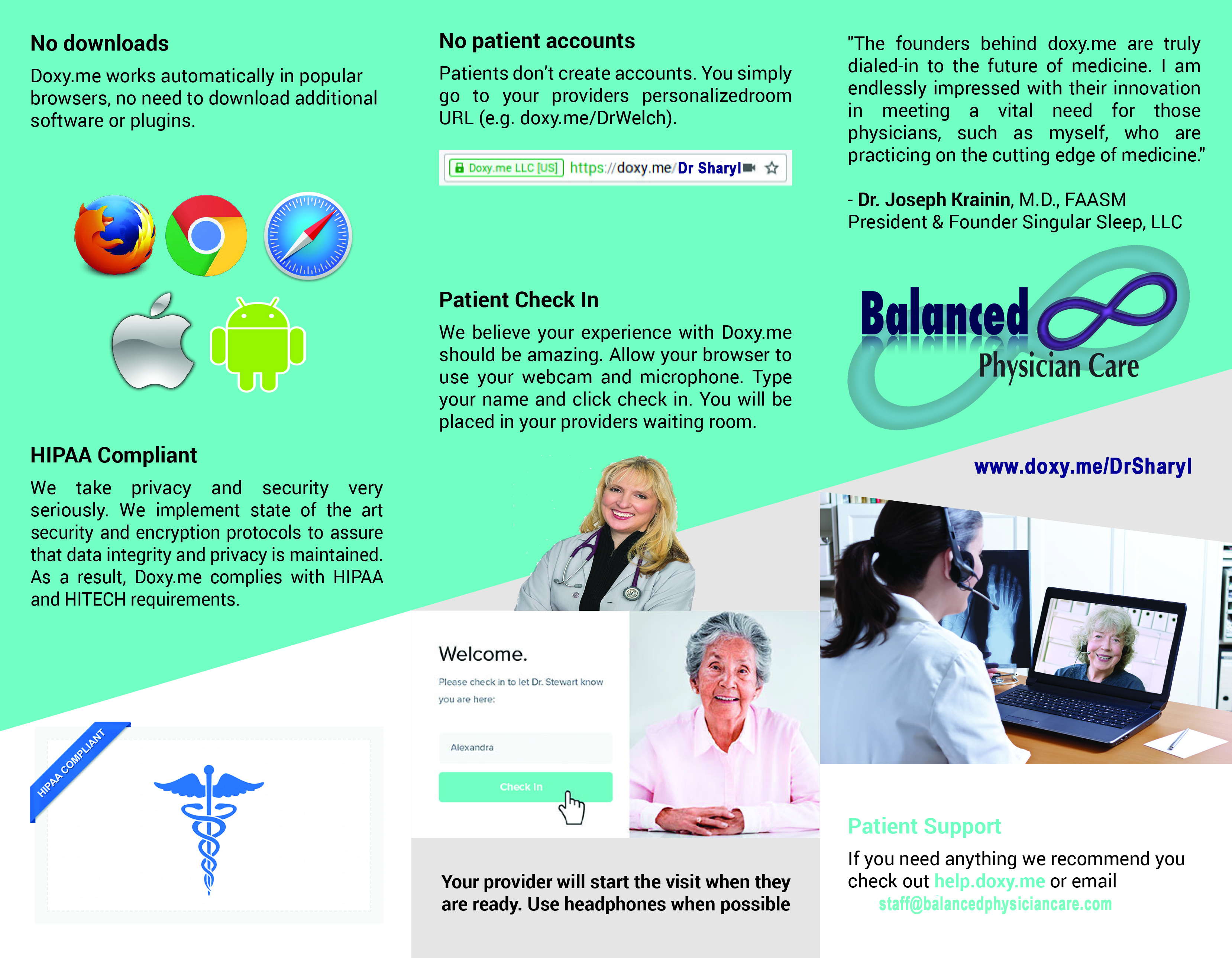 Online Physician Visit