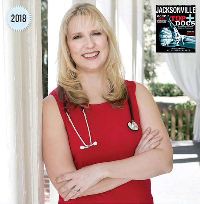Jacksonville Magazine 2018 Top Doctors