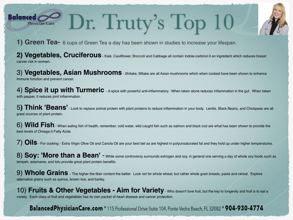 Dr Truty's TopTen_2019
