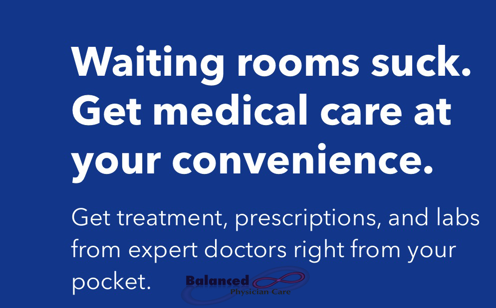 Direct Primary Care Membership – Balanced Physician Care