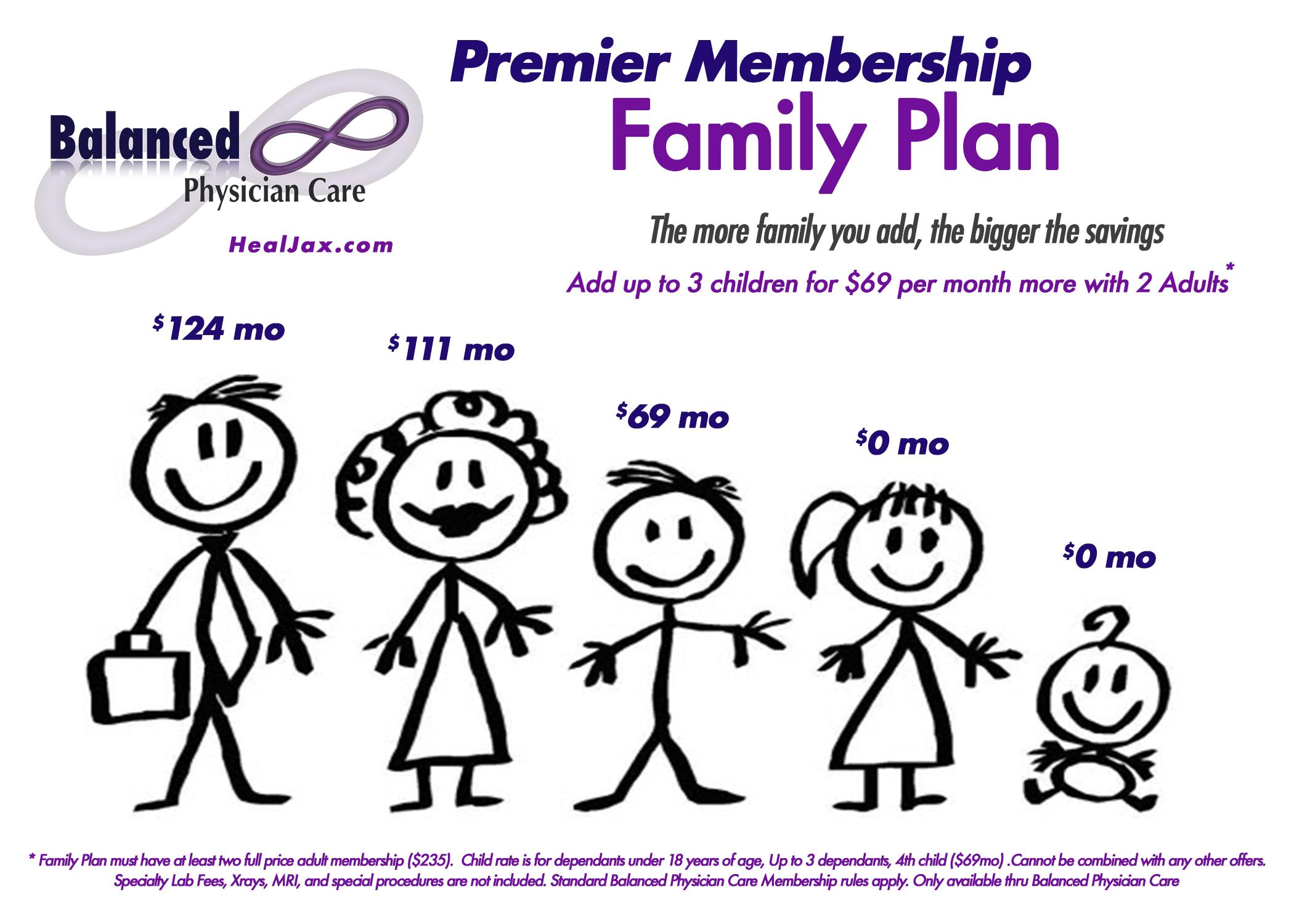 Family Plan 2019